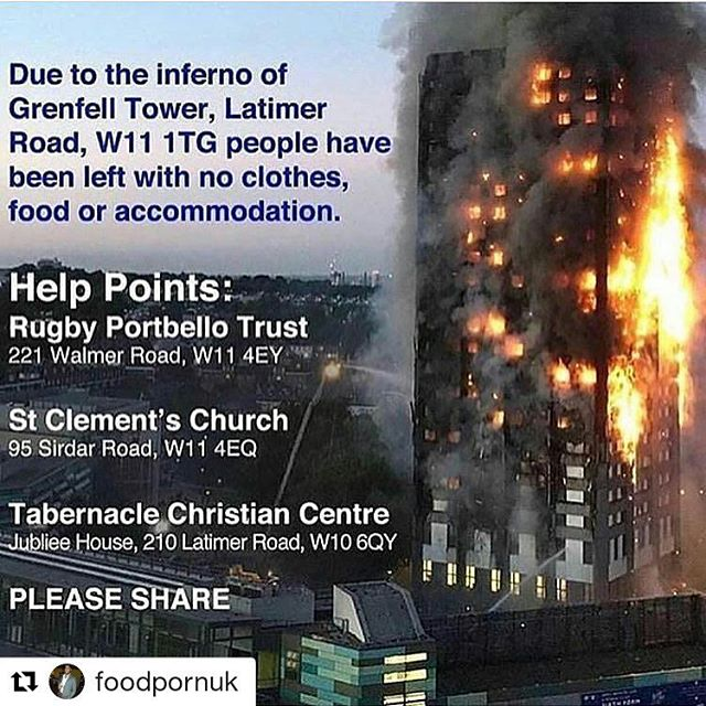 Please share this post  But as well as sharing Think how you can help too. @latimerroadw10  Every little helps It's the least we can do.  Be grateful for everything you've got as you never know what's around the corner