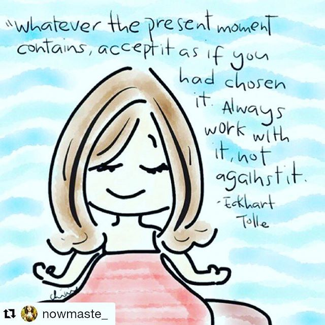 Practising mindfulness  Whatever is happening in your life accept it and work with it.  Go with the flow. It will be much less stressful.