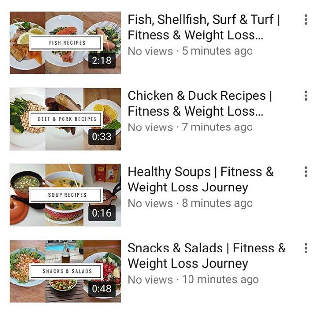 "There's lots of new content on my YouTube channel! Head over and subscribe for recipe and exercise inspiration ‍♀️ Just search ""Ceril Campbell"" on YouTube"