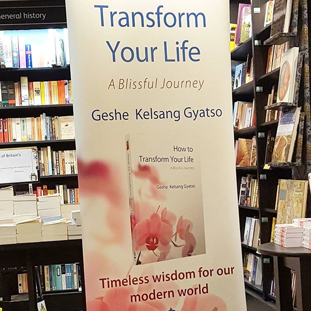 A meditation and talk on how to transform your life with a Buddist monk.