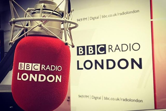Chatting at 7.15pm @bbcradiolondon about all things fashion-y with Shyama Perera