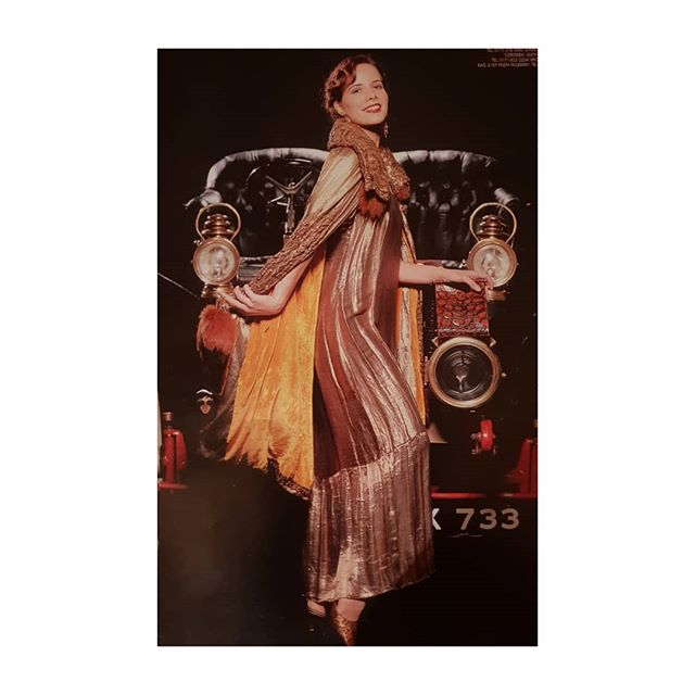 Love this image of Darcey Bussell which was art-directed, produced and styled by me 1997. . . . . @bbcstrictly @darceybussellofficial