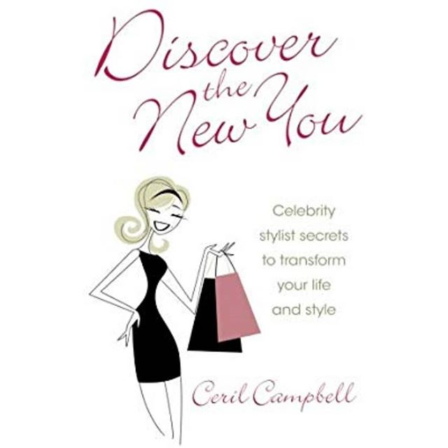 """Discover the New You, Celebrity stylist secrets to transform your life and style"", Is my lifestyle image and lifechange book available to buy in both in paperback or kindle on Amazon.co.uk . . . . . ."